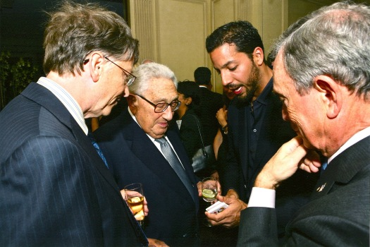 Blaine+Gates+Kissinger+Bloomberg