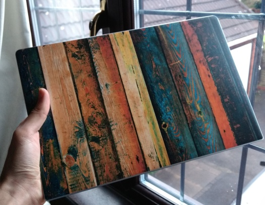 laptop-skin-wooden