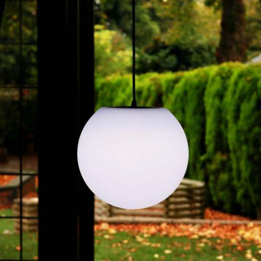 25cm-mains-powered-globe-ceiling-light-hanging-ball-lamp-white-466